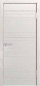 Межкомнатная дверь ТЕКОНА Комбо 01 Бьянко фото