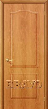 Межкомнатная дверь Палитра, Л-12 (МиланОрех) фото