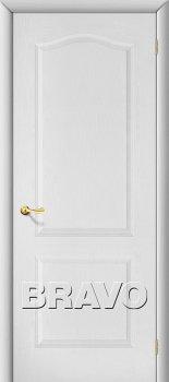 Межкомнатная дверь Палитра, Л-23 (Белый) фото