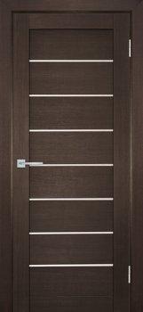 Межкомнатная дверь МАРИАМ ТЕХНО-708 Венге фото