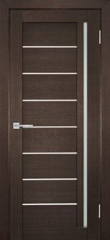 Межкомнатная дверь МАРИАМ ТЕХНО-741 Венге фото