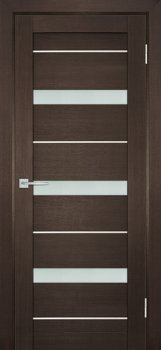 Межкомнатная дверь МАРИАМ ТЕХНО-742 Венге фото