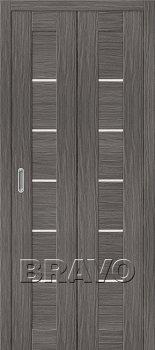 Межкомнатная дверь Порта-22, Grey Veralinga фото
