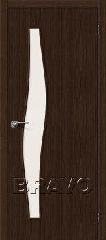 Межкомнатная дверь Мастер-8, 3D Wenge фото