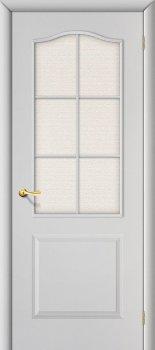 Межкомнатная дверь Классик, Белый Грунт фото