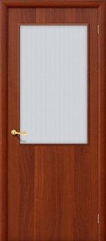 Межкомнатная дверь Гост ПО-2, Л-11 (ИталОрех) фото
