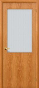 Межкомнатная дверь Гост ПО-2, Л-12 (МиланОрех) фото