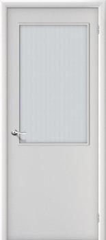 Межкомнатная дверь Гост ПО-2, Л-23 (Белый) фото