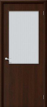 Межкомнатная дверь Гост ПО-2, Л-13 (Венге) фото