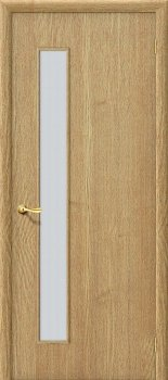 Межкомнатная дверь Гост ПО-1, Т-01 (ДубНат) фото