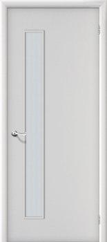 Межкомнатная дверь Гост ПО-1, Л-23 (Белый) фото