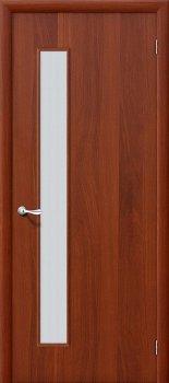 Межкомнатная дверь Гост ПО-1, Л-11 (ИталОрех) фото