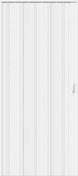 Межкомнатная дверь ДСК 007, Белый глянец фото