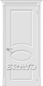 Межкомнатная дверь Скинни-20, Whitey фото
