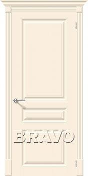 Межкомнатная дверь Скинни-14, Cream фото