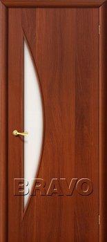 Межкомнатная дверь 5С, Л-11 (ИталОрех) фото