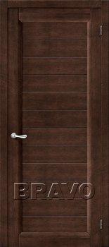 Межкомнатная дверь Тассо-2, Т-50 (Венге) фото