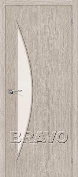 Межкомнатная дверь Мастер-6, 3D Cappuccino фото