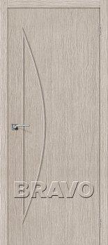 Межкомнатная дверь Мастер-5, 3D Cappuccino фото