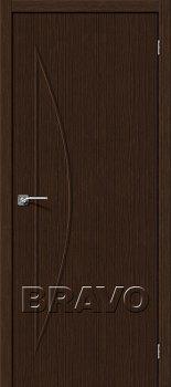 Межкомнатная дверь Мастер-5, 3D Wenge фото