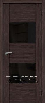 Межкомнатная дверь VG2 BS, Wenge Veralinga фото