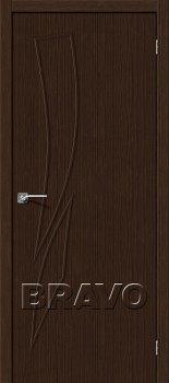 Межкомнатная дверь Мастер-9, 3D Wenge фото