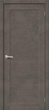 Межкомнатная дверь Браво-21, Brut Beton фото