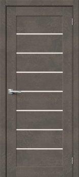 Межкомнатная дверь Браво-22, Brut Beton фото