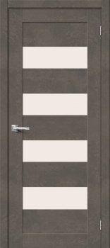 Межкомнатная дверь Браво-23, Brut Beton фото
