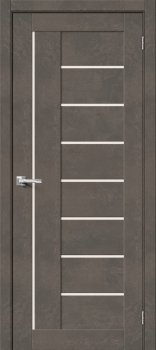 Межкомнатная дверь Браво-29, Brut Beton фото