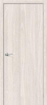Межкомнатная дверь Браво-0, Ash White фото