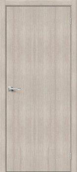 Межкомнатная дверь Браво-0, Cappuccino фото