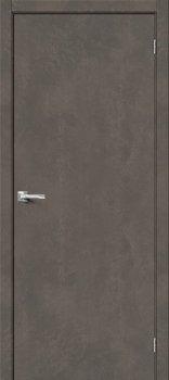 Межкомнатная дверь Браво-0, Brut Beton фото