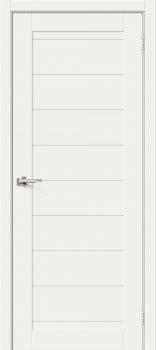 Межкомнатная дверь Браво-21, White Mix фото