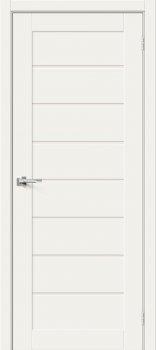 Межкомнатная дверь Браво-22, White Mix фото