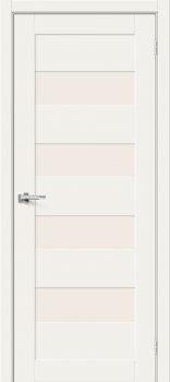 Межкомнатная дверь Браво-23, White Mix фото