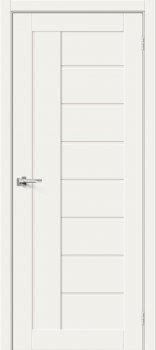 Межкомнатная дверь Браво-29, White Mix фото
