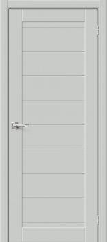 Межкомнатная дверь Браво-21, Grey Mix фото