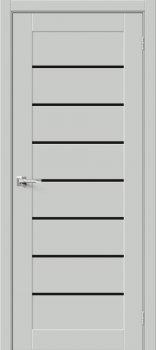 Межкомнатная дверь Браво-22, Grey Mix фото