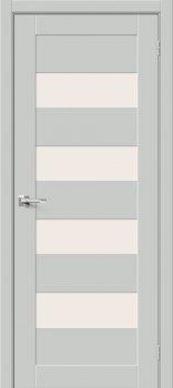 Межкомнатная дверь Браво-23, Grey Mix фото
