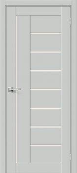 Межкомнатная дверь Браво-29, Grey Mix фото