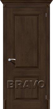 Межкомнатная дверь Классико-32, Dark Oak фото
