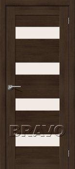 Межкомнатная дверь Легно-23, Dark Oak фото