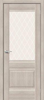 Межкомнатная дверь Прима-3, Cappuccino фото