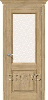 Межкомнатная дверь Классико-33, Organic Oak фото