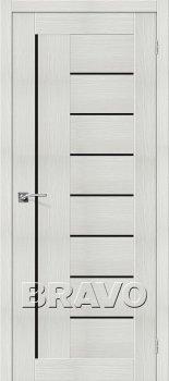Межкомнатная дверь Порта-29, Bianco Veralinga/Black Star фото