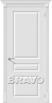 Межкомнатная дверь Скинни-14, Whitey фото