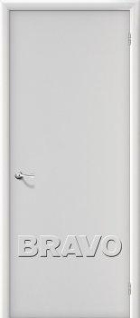 Межкомнатная дверь Гост, Л-23 (Белый) фото