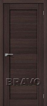 Межкомнатная дверь Порта-21, Wenge Veralinga фото