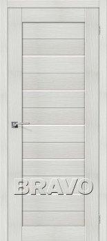 Межкомнатная дверь Порта-22, Bianco Veralinga/Magic Fog фото